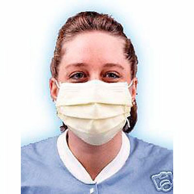 Blue Surgical Face Mask